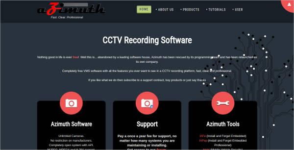 cctv recording software