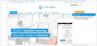 cleaner planner