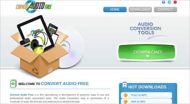 convert audio free