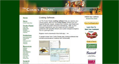 cooking software most popular software