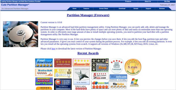 cute partition manager1