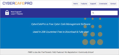 cybercafepro most popular software