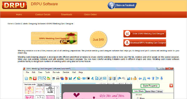 10 Best Wedding Card Maker Software Free Download For Windows Android Mac Downloadcloud