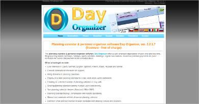 day organizer