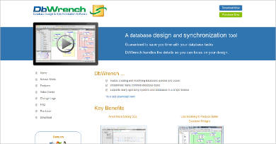 dbwrench for windows