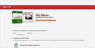 diji album for windows