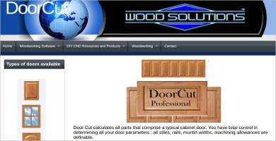 doorcut for windows