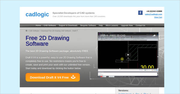 11 Best Engineering Drawing Software Free Download For
