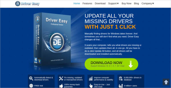 driver easy for windows