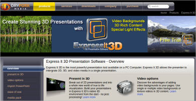 express it 3d