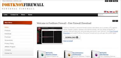 fortknox firewal