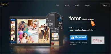fotor for windows