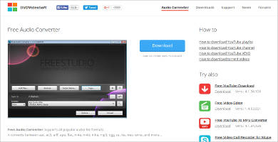 free audio converter most popular software