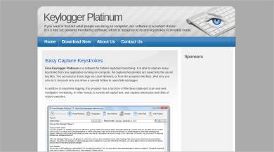 free keylogger platinum