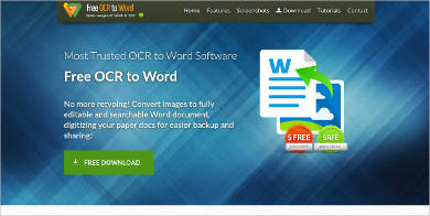 free ocr to word for windows