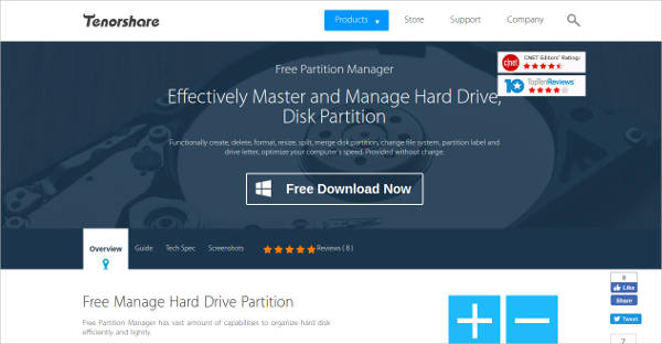 free partition manager for windows