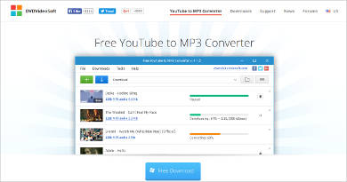 free youtube to mp3 converter most popular software