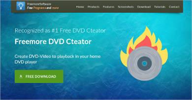 freemore dvd cteator