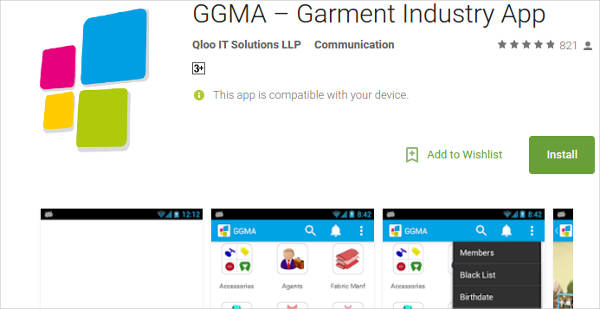 ggma for android