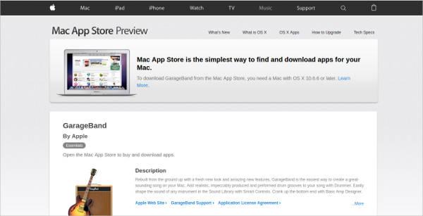 garageband for mac1