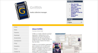 griffith for mac