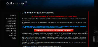 guitar master most popular software