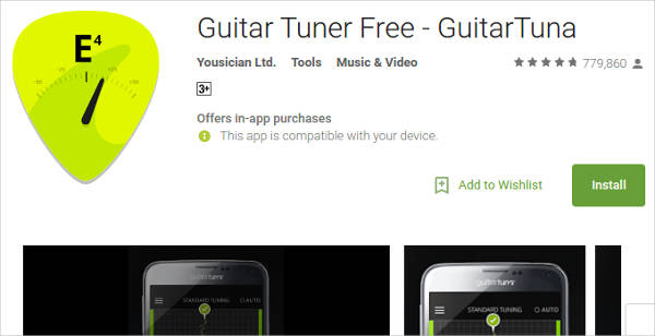 guitar tuner free for android1