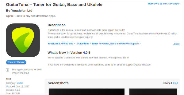 guitartuna for mac1