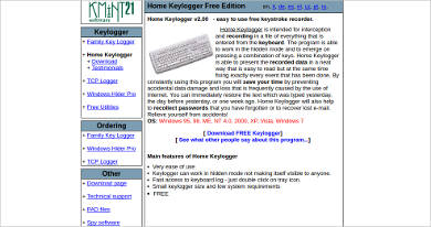 home keylogger for mac