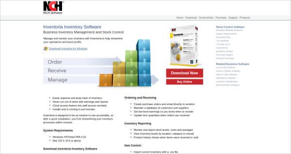 inventoria inventory software for mac