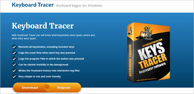 keyboard tracer most popular software