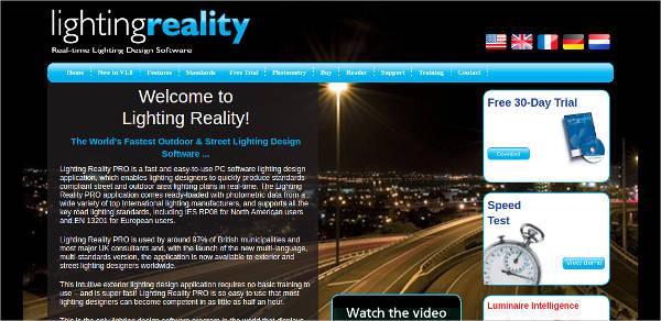 lighting reality pro