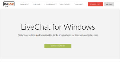 livechat for windows