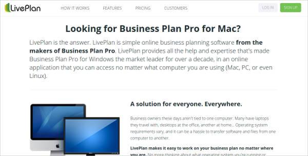 liveplan for mac