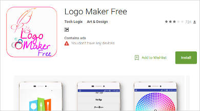 logo maker free for android