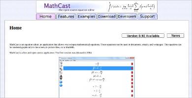 mathcast most popular software
