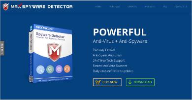 max secure spyware detecto