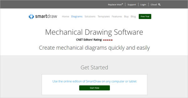 mechanical drawing software