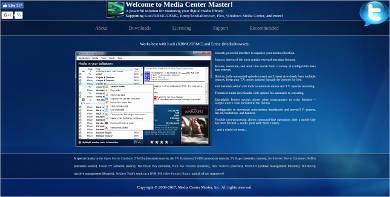media center master