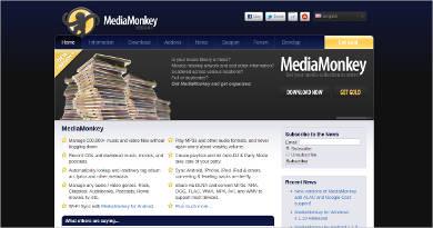 mediamonkey most popular software
