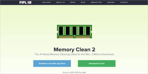 memory clean 2