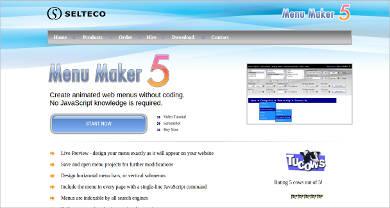 menu maker