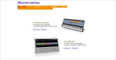 micronissimo a73 piano station