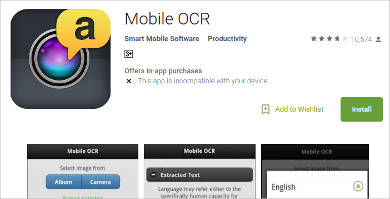 mobile ocr for android1