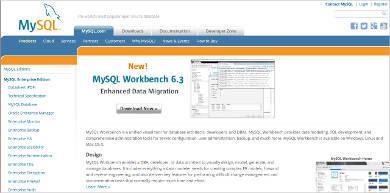 mysql workbench most popular software