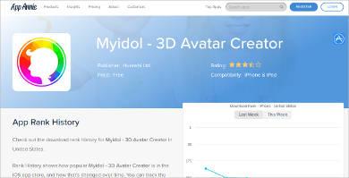 myidol 3d