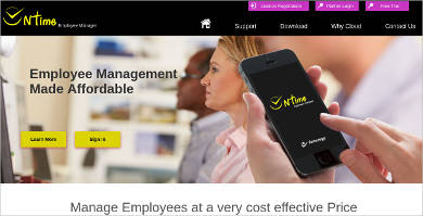 n time employee management most popular software