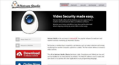 netcam studio most popular software