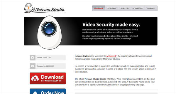netcam studio1