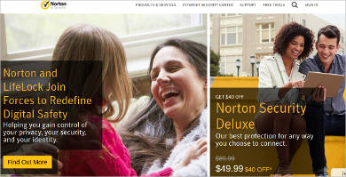 norton most popular software